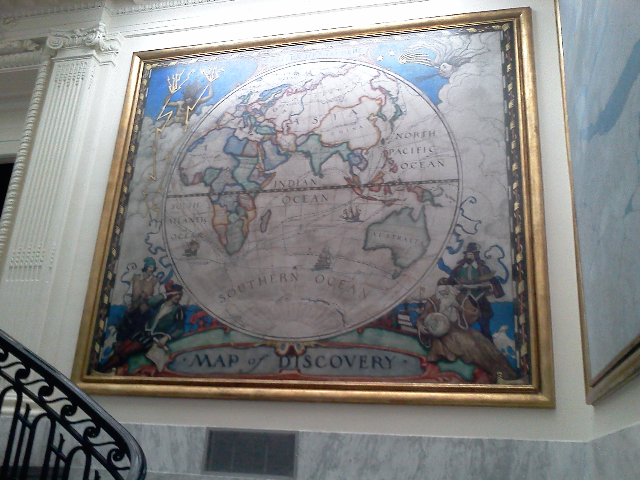 Making national geographic maps rhode island geography education intellectually the highlight of this was a tour of the cartography department where i met the meticulous juan valds the national geographic has not gumiabroncs
